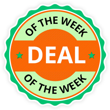 DEALS OF THE WEEK | GRAVURZEILE