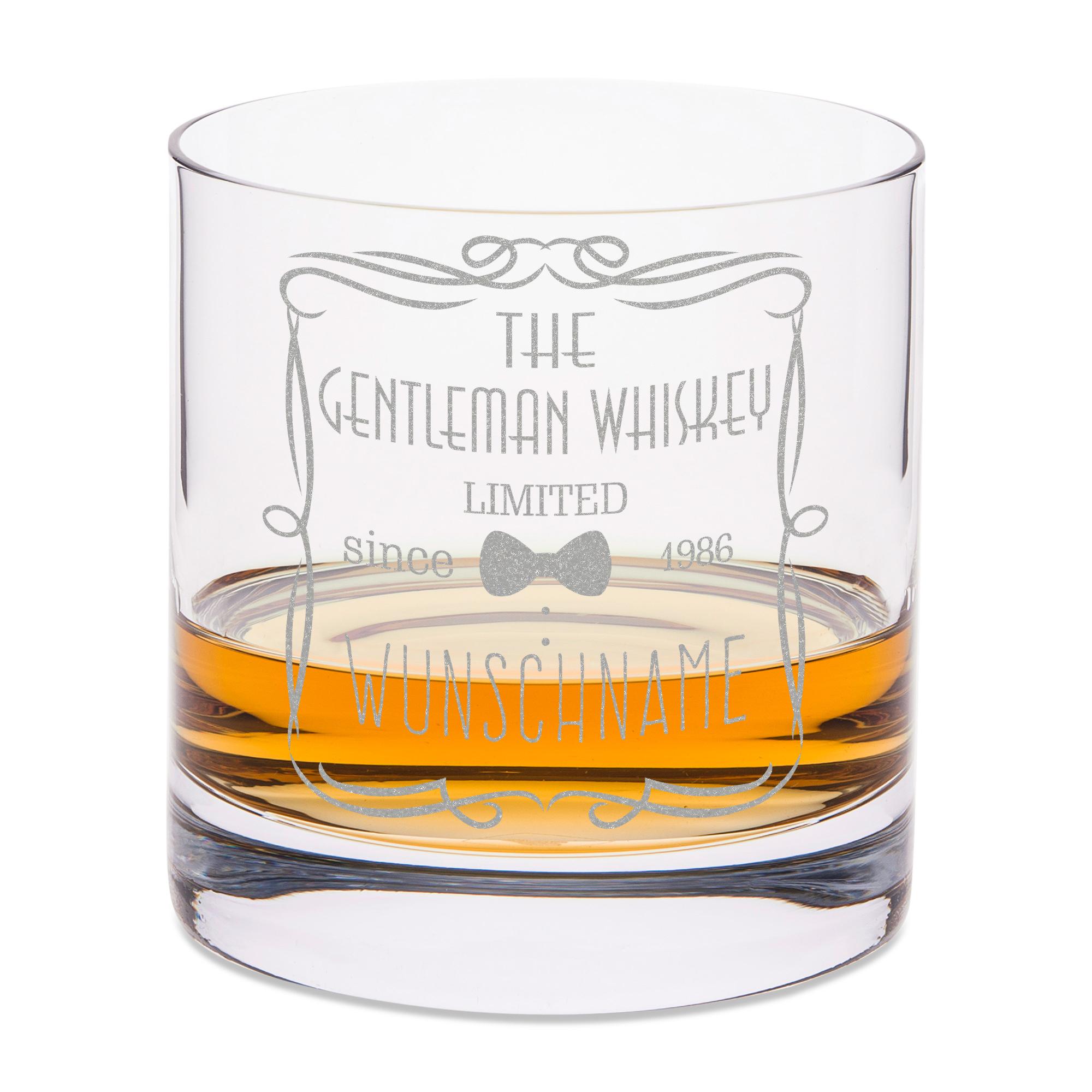 leonardo whiskyglas the gentleman whisky mit gravur. Black Bedroom Furniture Sets. Home Design Ideas