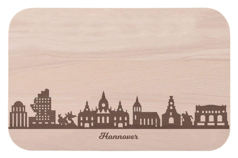 Schlüsselanhänger Hannover Skyline